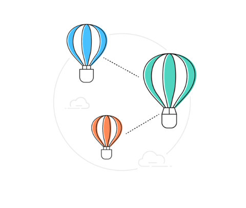 Airbo hot air balloons